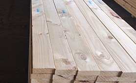 New Zealand Pine KD S4S 45mm x 140mm NST